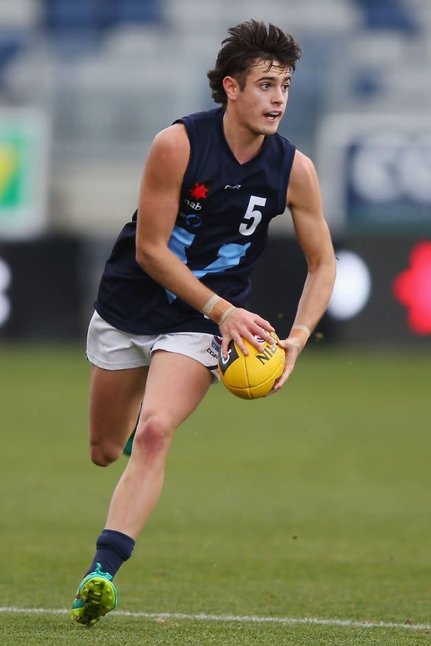 The Tigers could get extra bidding points to go after Patrick Naish if Sydney wins this Friday - Geelong Cats,Sydney Swans,Richmond,AFL