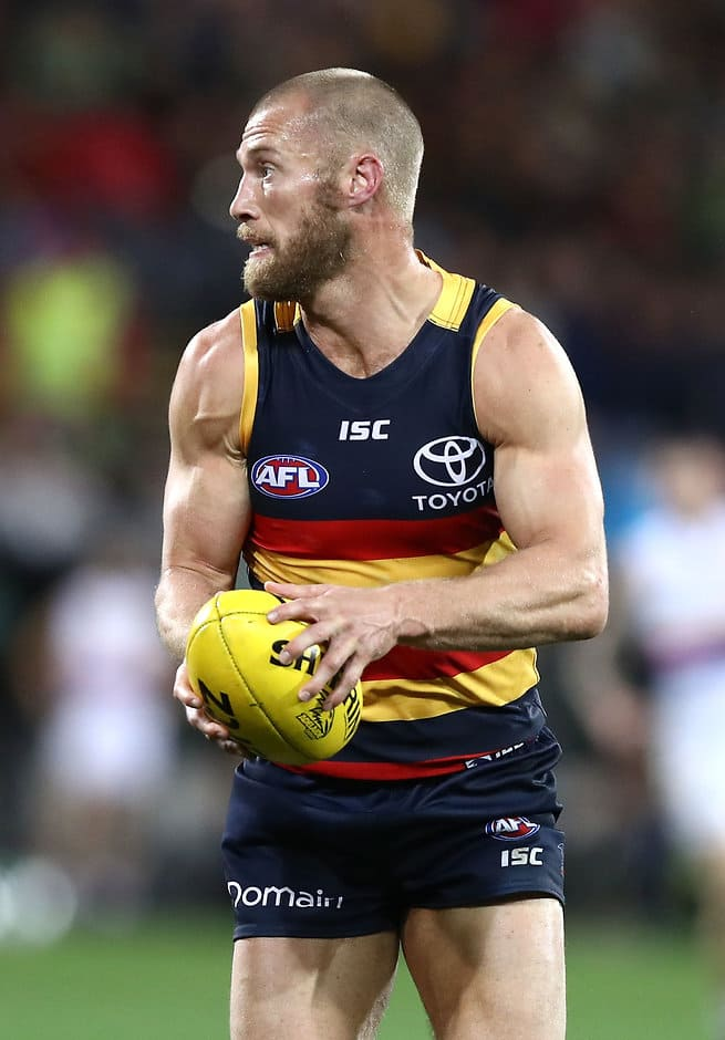 Adelaide veteran Scott Thompson will retire at the end of the season - ${keywords}