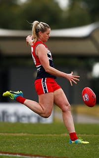VFL Womens 2017 - Cranbourne v Darebin