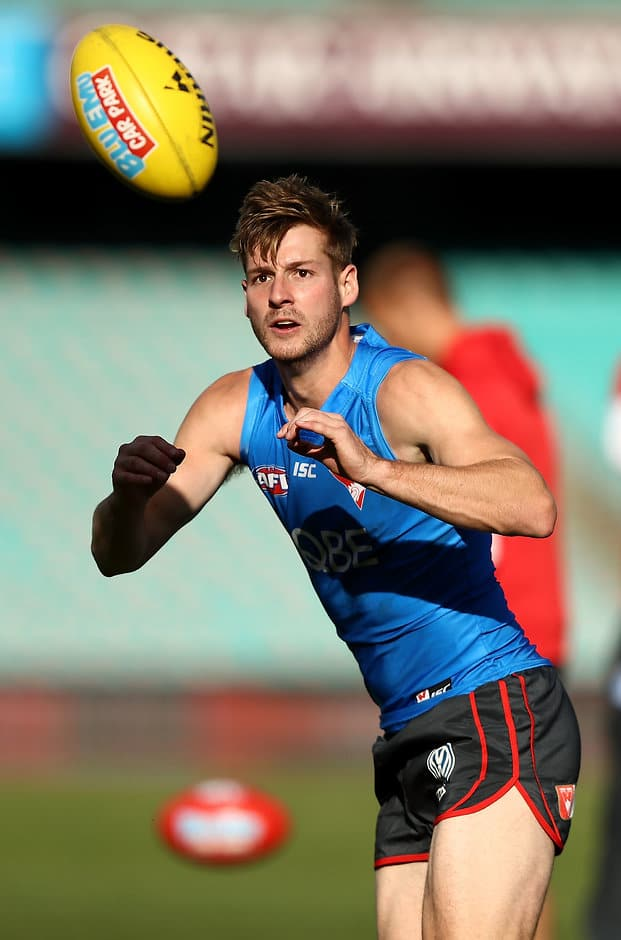 Alex Johnson has had further surgery, but this time not on his knee - AFL,Alex Johnson,Sydney Swans