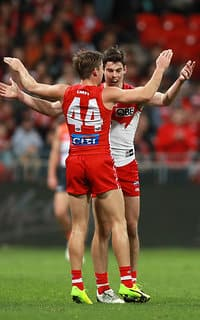 The wins keep coming for the Swans