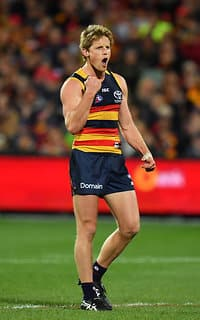 Rory Sloane starred for Adelaide
