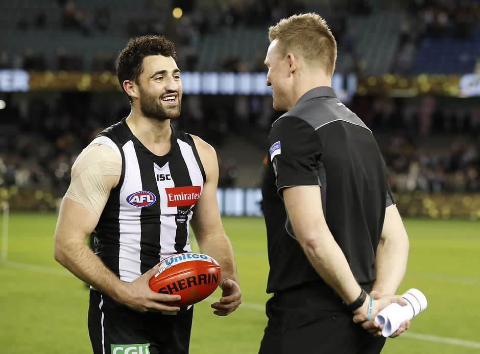 The Magpies would like to have more to spend on player welfare - AFL,Richmond Tigers,Collingwood Magpies,Hawthorn Hawks