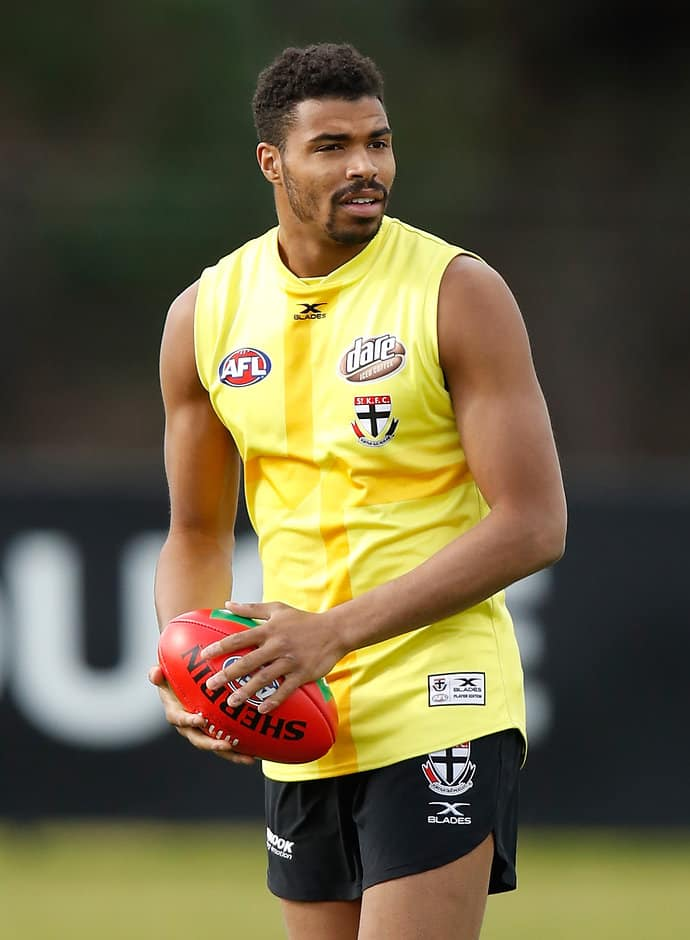 Jaosn Holmes has been delisted by the Saints - AFL,St Kilda Saints,Jason Holmes,Lewis Pierce,Delistings,Retirements