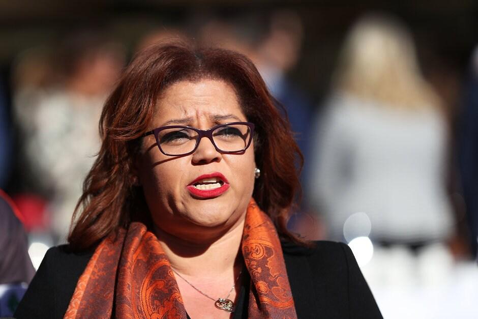 Tanya Hosch was a guest speaker at an International Women's Day breakfast in Adelaide - AFLW,AFL