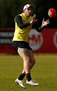 Paddy McCartin has played five senior games in 2017 for a career total of 22.