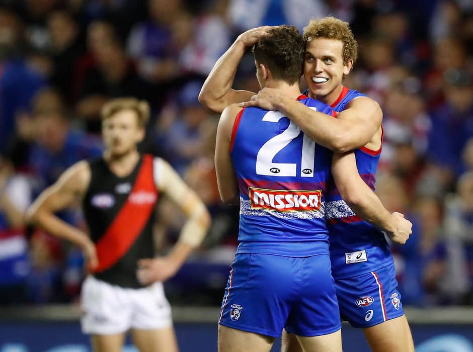 Mitch Wallis is likely to return for the Bulldogs against Essendon - AFL,Adelaide Crows,Brisbane Lions,Carlton Blues,Collingwood Magpies,Essendon Bombers,Fremantle Dockers,Geelong Cats,Gold Coast Suns,GWS Giants,Hawthorn Hawks,Melbourne Demons,North Melbourne Kangaroos,Port Adelaide Power,Richmond Tigers,St Kilda Saints,Sydney Swans,West Coast Eagles,Western Bulldogs,In the Mix