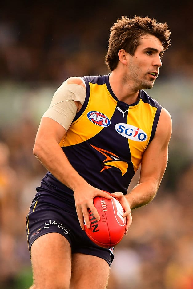 Andrew Gaff will be one of the most in-demand free agents next year - AFL,Free Agency,Trade,column