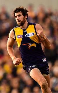 Josh Kennedy helped himself to six goals