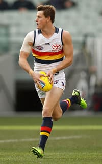 Matt Crouch has become one of Adelaide's most important midfielders - Adelaide Crows,Adelaide Oval