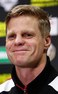 AFL 2017 Media - Nick Riewoldt Press Conference