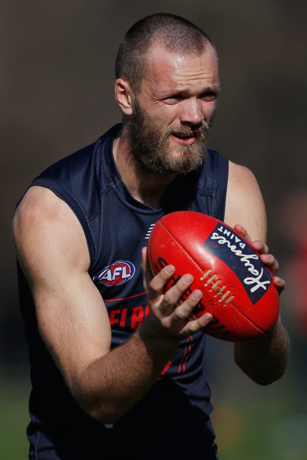 Max Gawn has signed a new deal - AFL,Melbourne Demons,Max Gawn,Contracts
