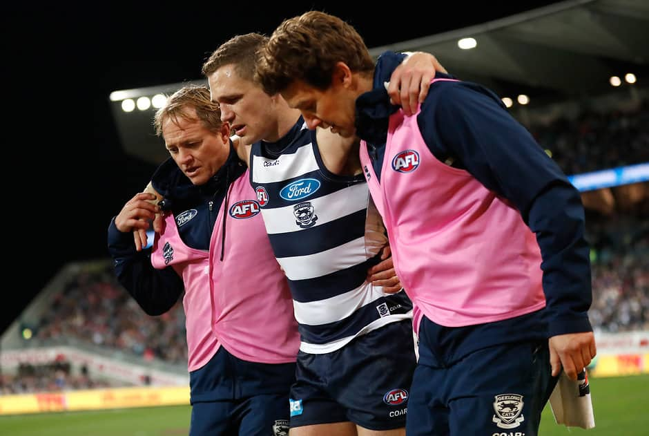 Joel Selwood is set to return for the qualifying final - In the Mix,AFL