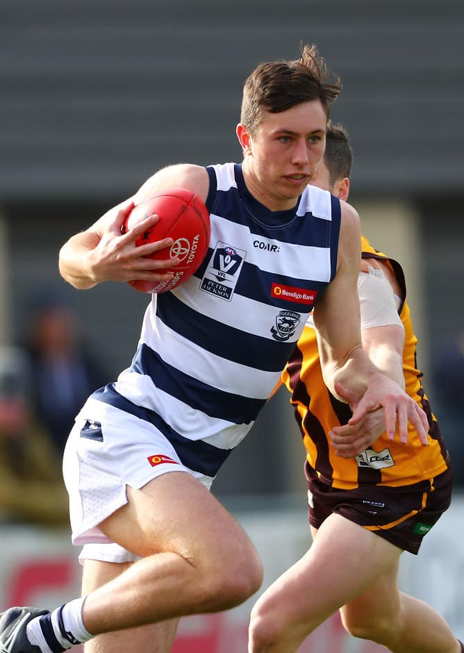 Jack Henry will debut for the Cats on Monday - Geelong Cats,Jack Henry