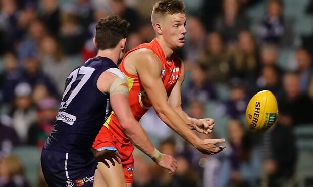 AFL 2017 Round 20 - Fremantle v Gold Coast