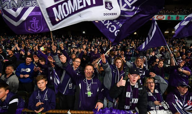 Tickets are now on sale for Freo's round 3 away game against Gold Coast at Optus Stadium