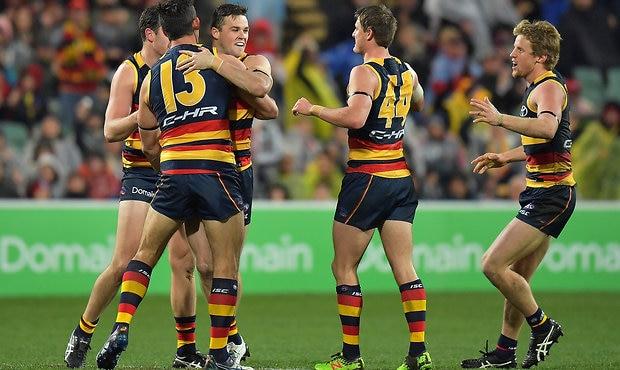 AFL 2017 Round 20 - Adelaide v Port Adelaide