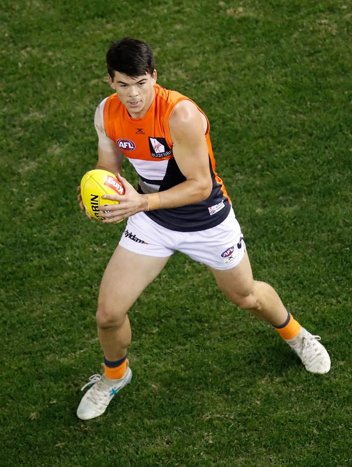 Matthew Kennedy will be in navy Blue next year - AFL,Trade,GWS Giants,Carlton,Carlton Blues,Matthew Kennedy