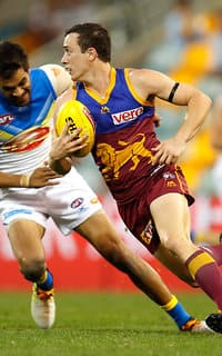 AFL 2017 Round 21 - Brisbane v Gold Coast