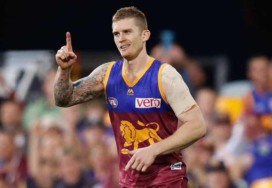 Dayne Beams had a series of monster scores to round out 2017 - AFL,Fantasy,Brisbane Lions