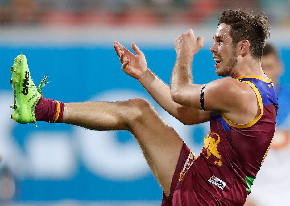 Ryan Bastinac was impressive in Brisbane's win against the Suns - AFL,Around the State Leagues