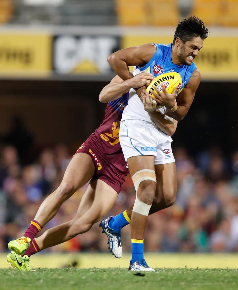 Aaron Hall is likely to return this week for the Suns - AFL,Gold Coast Suns,Aaron Hall,Pearce Hanley