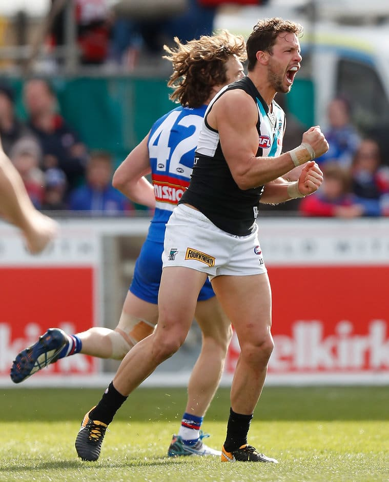 Travis Boak is delighted to be a Fantasy dual-position player in 2018 - AFL,Fantasy