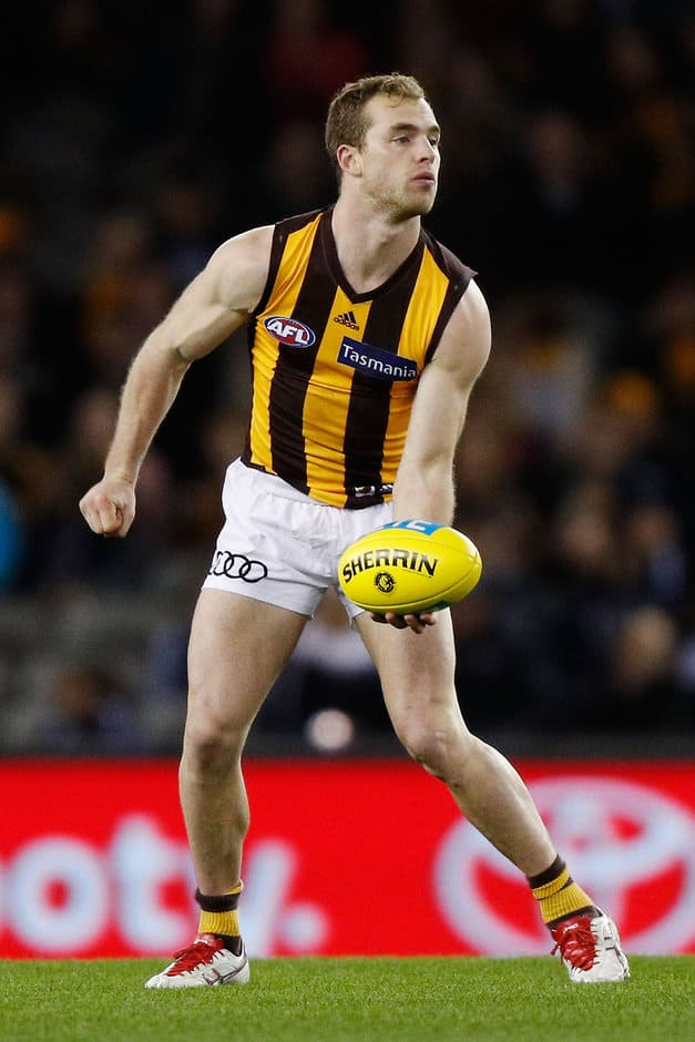 Tom Mitchell just can't stop scoring - AFL,Fantasy