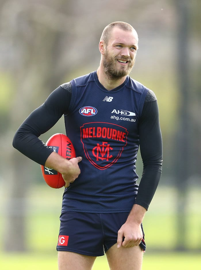 The Demons expect Max Gawn to sign a new deal with the club soon - AFL,Max Gawn,Melbourne Demons