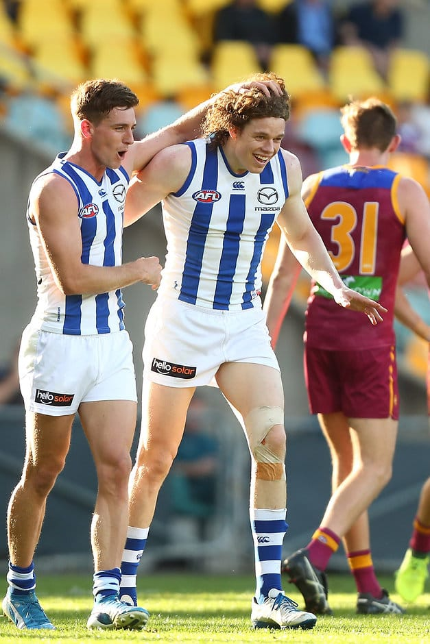 Ben Brown fell just short of an overnight Coleman lead - AFL,Talking Points,Brisbane Lions,North Melbourne Kangaroos,Ben Brown