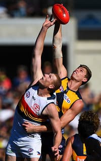 AFL 2017 Round 23 - West Coast v Adelaide
