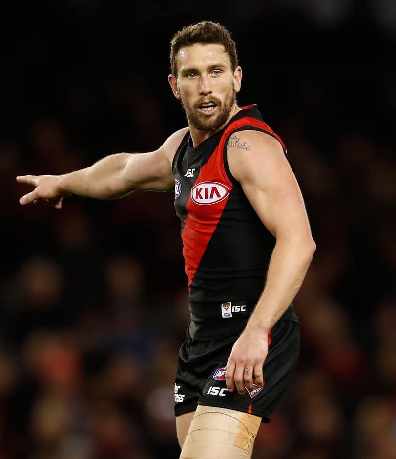 Heath Hocking has been delisted by Essendon - AFL,Essendon Bombers,Heath Hocking