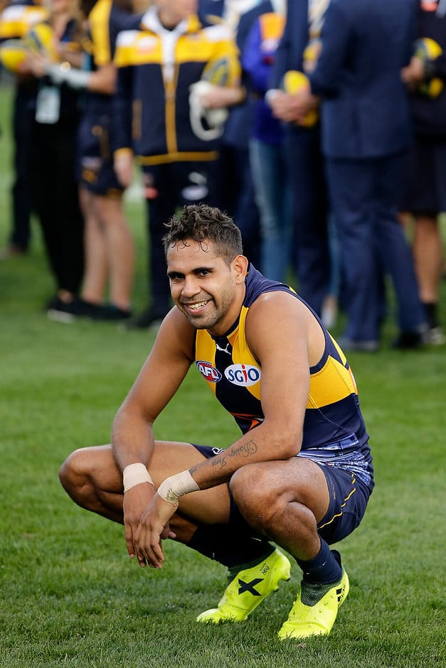 Lewis Jetta played his best quarter as an Eagle right when it was needed - AFL,Talking Points,West Coast Eagles,Adelaide Crows,Domain Stadium