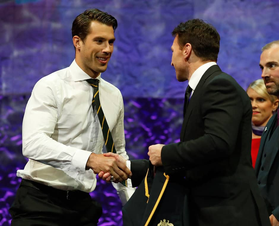 Tiger Alex Rance was named captain of the 2017 team - AFL,All Australian