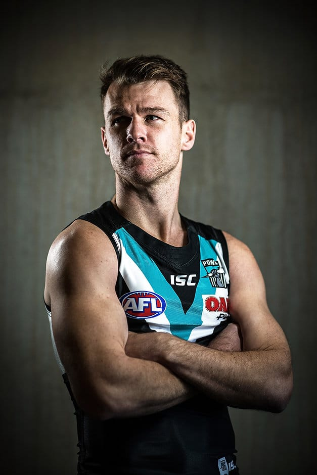 Port Adelaide midfield star Robbie Gray - AFL,Tribunal,Robbie Gray,Port Adelaide Magpies