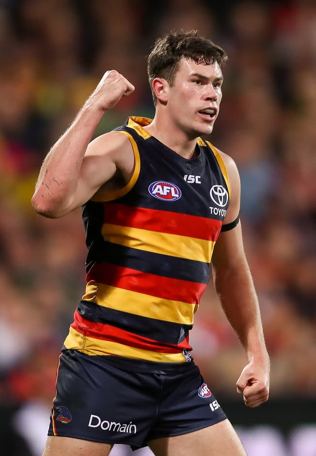 Mitch McGovern will do everything he can to play on Saturday - AFL,Adelaide Crows,Mitch McGovern,Rory Sloane,Injuries