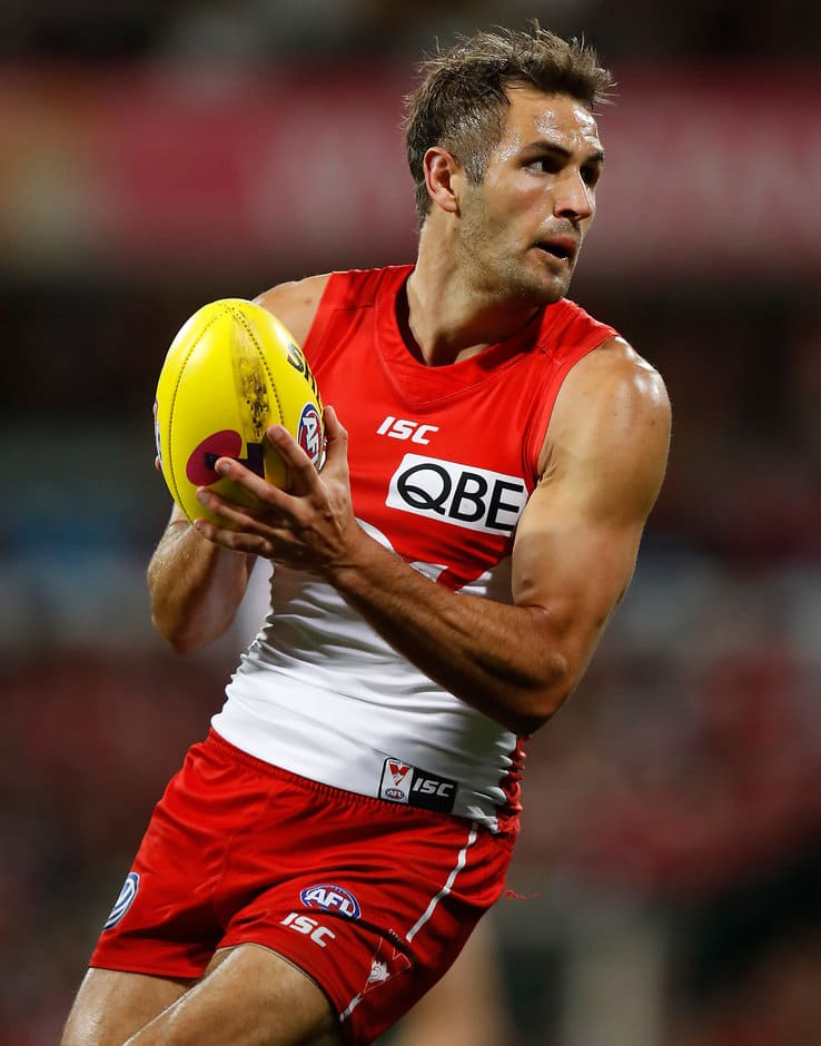Josh Kennedy was in outstanding form against Essendon in the elimination final - AFL,Sydney Swans,John Longmire
