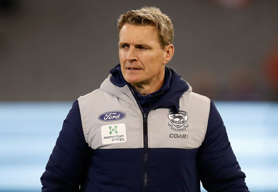 Simon Lloyd, who will change roles from director of coaching to footy department boss - Geelong Cats
