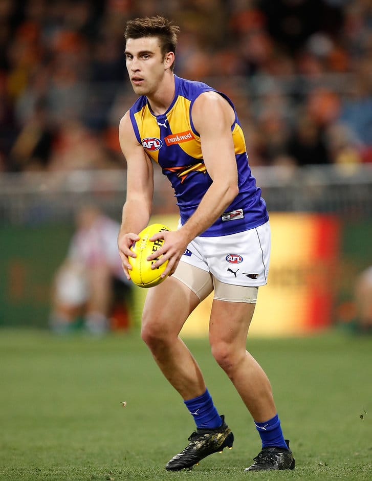 Elliot Yeo was a huge surprise packet for the Eagles - AFL,West Coast Eagles,Season reviews