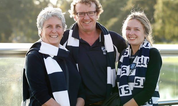 A record number of Cats members have already signed up in 2018 - Geelong Cats