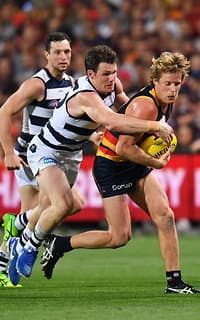 Rory Sloane is one high-profile free agent in 2018 - Geelong Cats,Free Agency