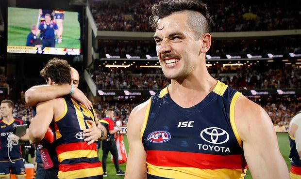 Crows skipper Taylor Walker - Adelaide Crows,Grand Final