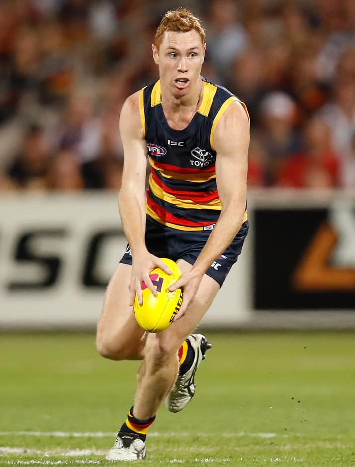 Tom Lynch shapes as a safe bet for Draftstars coaches - AFL,Adelaide Crows,Richmond Tigers,Grand Final,Fantasy