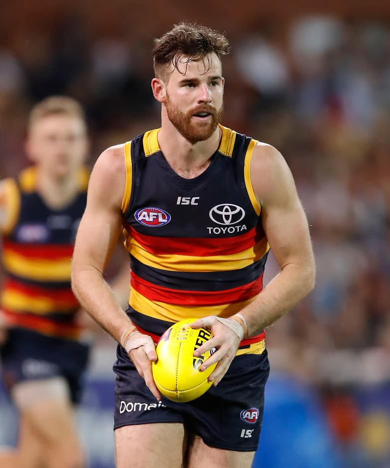 Andy Otten has kept his place as both sides go in unchanged - AFL,Adelaide Crows,Richmond Tigers,Grand Final