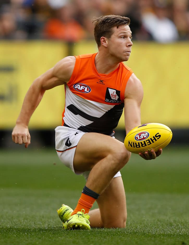 Toby Greene will miss the International Rules Series against Ireland - AFL,International Rules,Toby Greene,GWS Giants