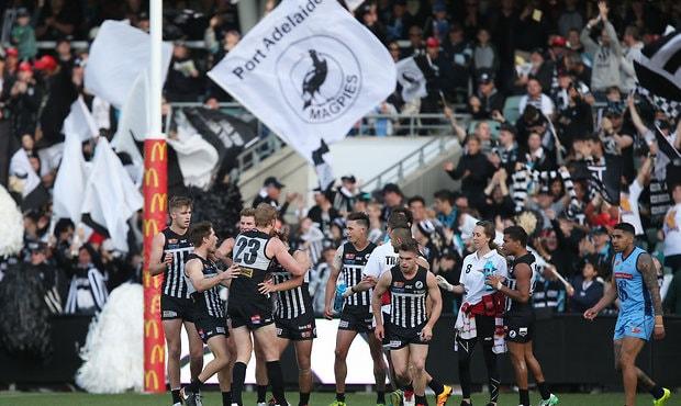 SANFL 2017 Grand Final - Port Adelaide Magpies v Sturt