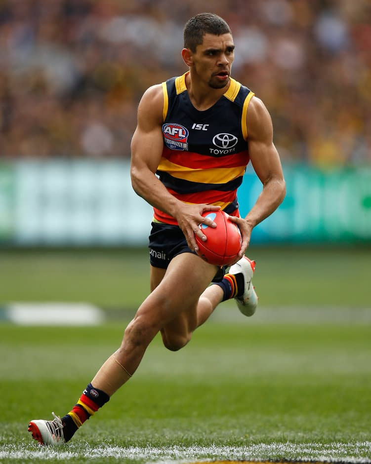 Charlie Cameron is only interested in going to the Lions - AFL,Contracts,Trade,Free Agency,Adelaide Crows,Brisbane Lions,Charlie Cameron
