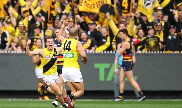 AFL 2017 Toyota AFL Grand Final - Adelaide v  Richmond