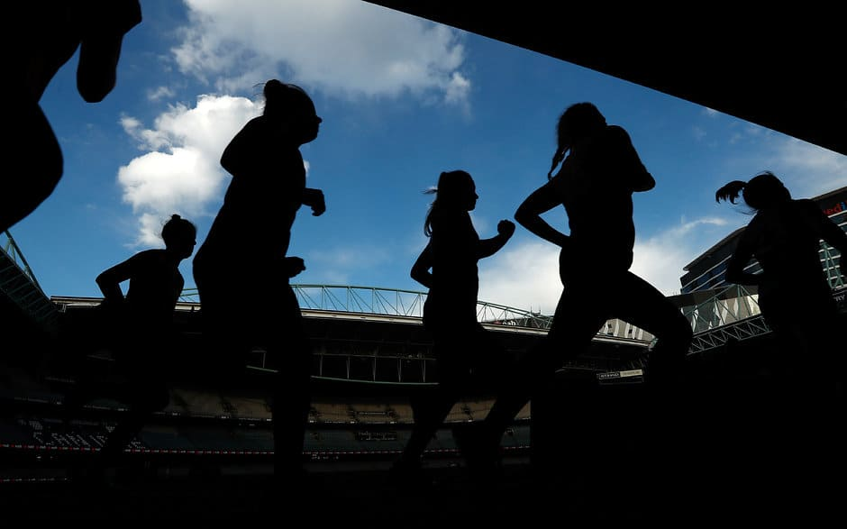 The AFL has released a new pregnancy and parental management travel policy for AFLW players - AFLW