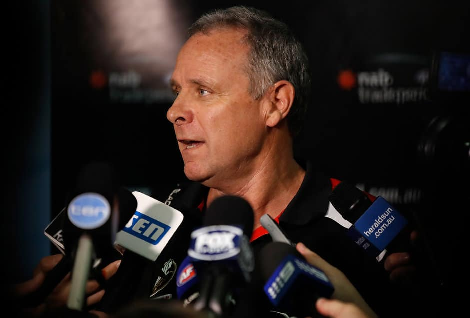 Tony Elshaug will step aside at the end of the 2018 season - AFL,St Kilda Saints